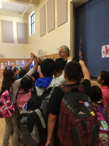 02.23.2015 Tim Robbins at Burbank ES