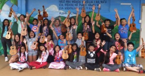 11.20.2015 Kalihi Kai ukelele club shout-out