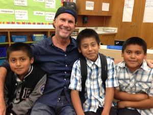 Chad Smith_Candid1