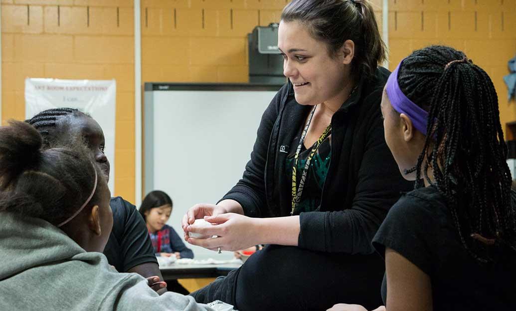 Integrating Arts to Improve Academics