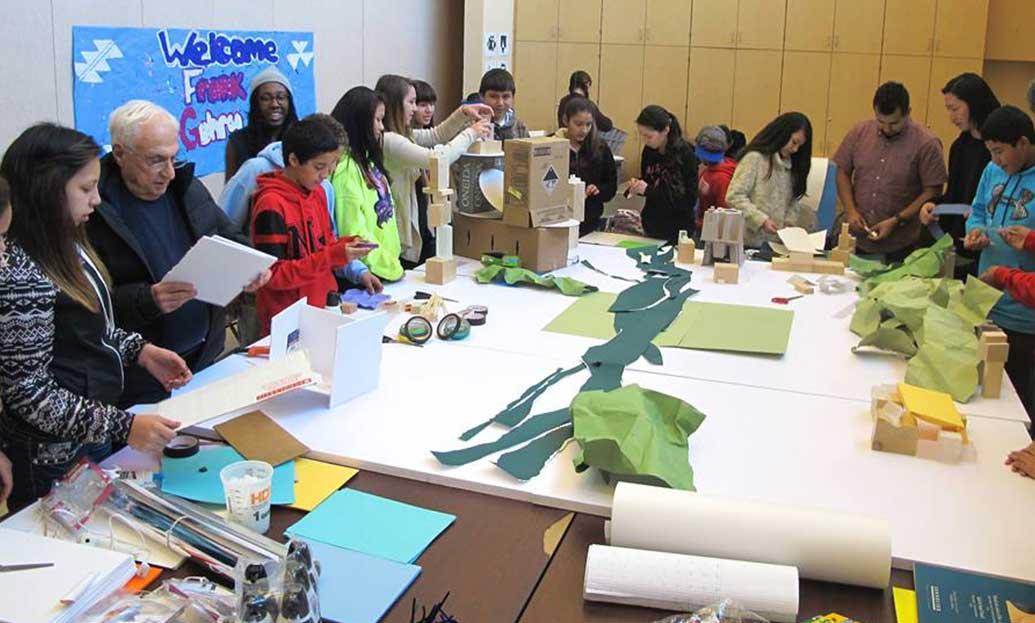 Arts education program brings opportunities to Hoopa school