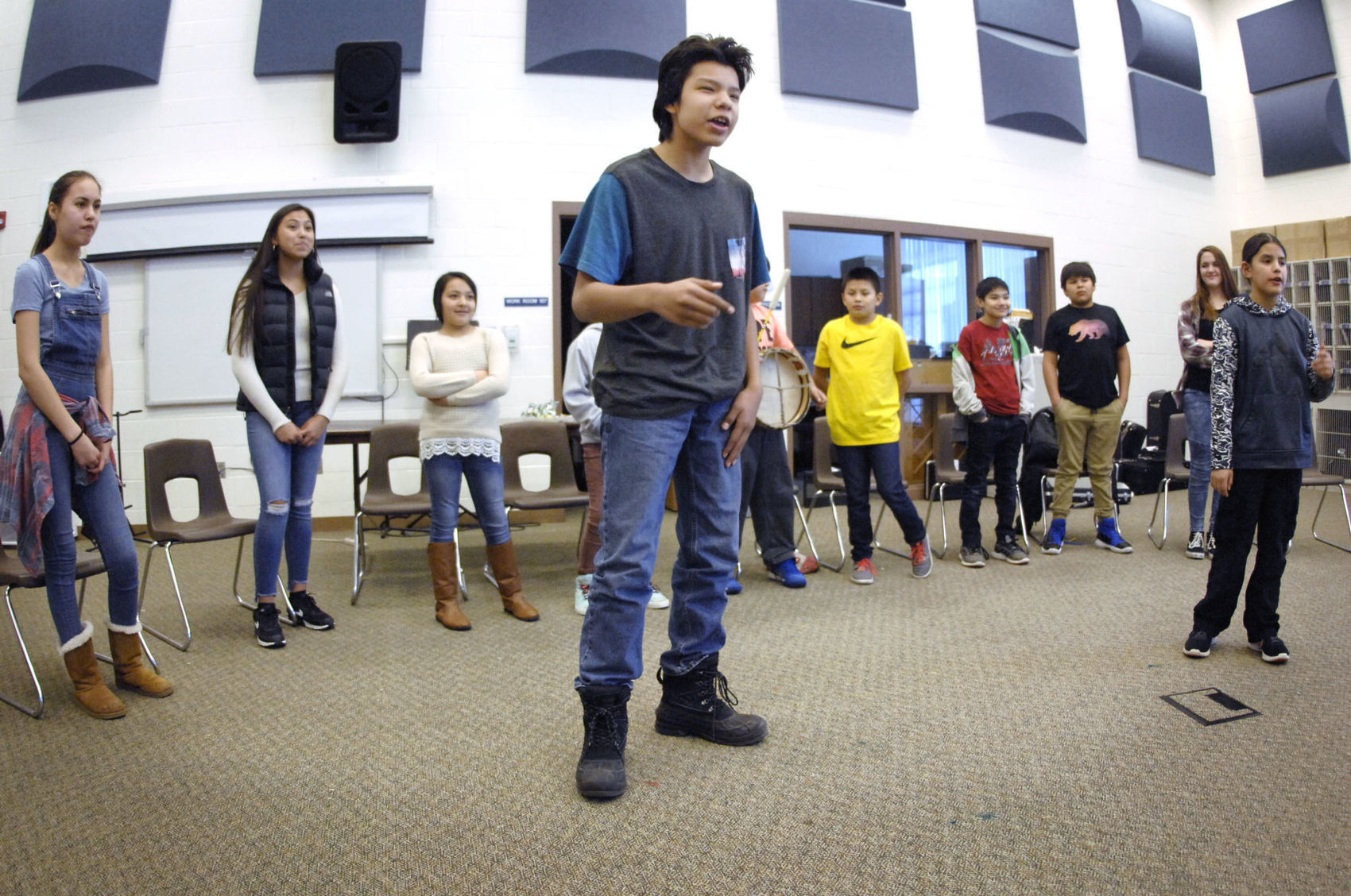 Standing Rock students to perform in Washington, D.C.