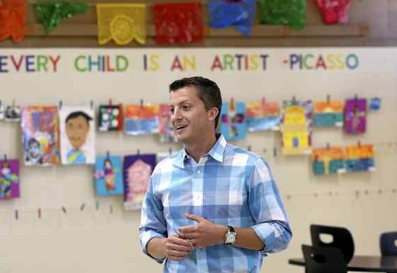 With new name and new principal, MLK School of the Arts sharpens focus
