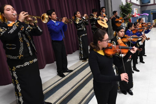 Fremont mariachi prepping for DC gig