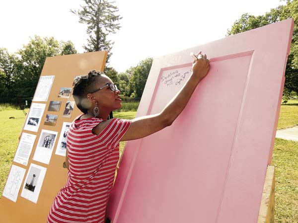 Arts Across America hits Quinby Park