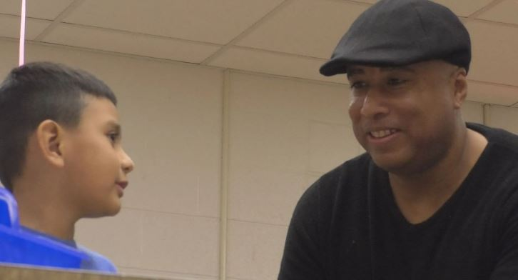 Former MLB All-Star Encourages Arts and Music in St. James