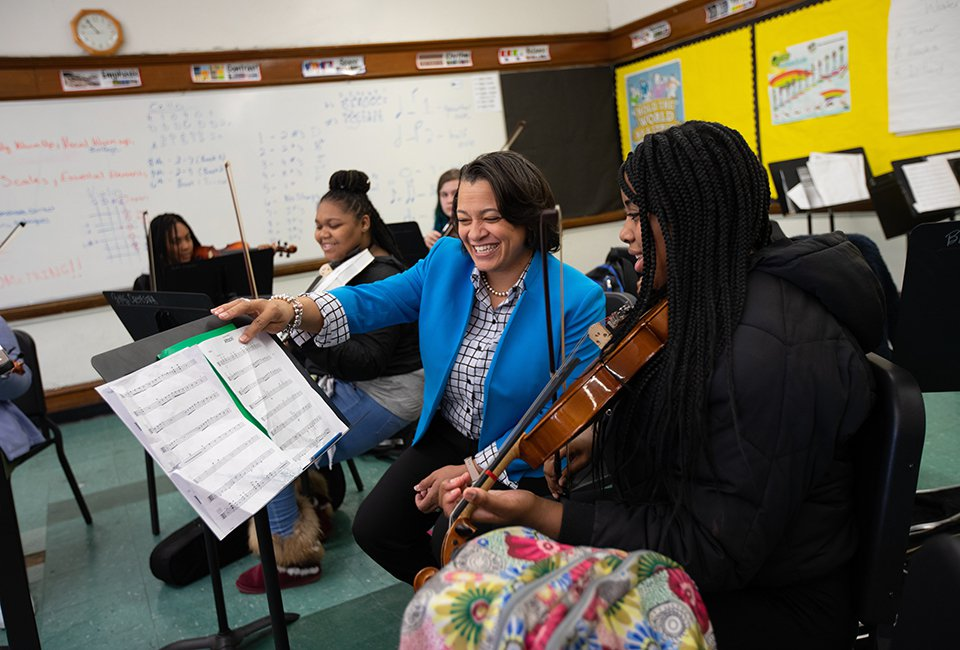 Elevating the Arts to Improve Student Achievement