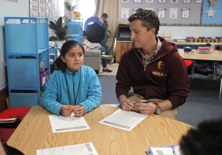 MPUSD challenges administrators, leaders to shadow a student