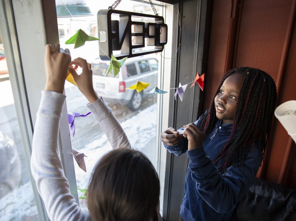 MN school sees gains when kids' art, social needs take center stage